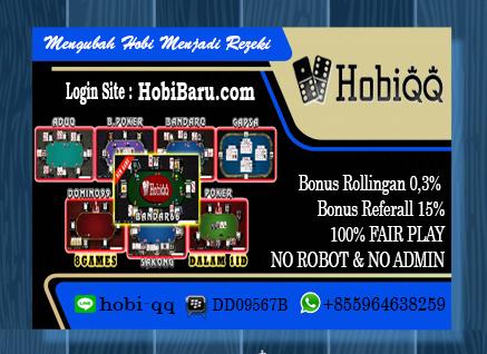 Situs Judi Terpercaya HobiQQ | BandarQQ|Domino99|Agen BandarQ|Agen Domino TERBAIK 2dvV3+